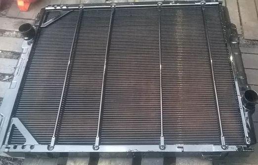 Производство и ремонт радиаторов спецтехники